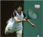 chinese female adult tennis